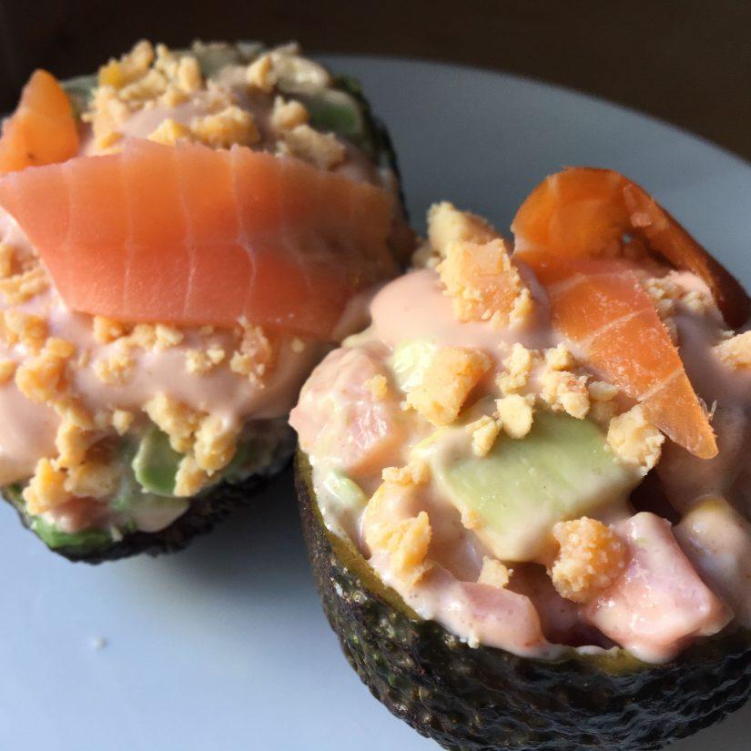receta salmon